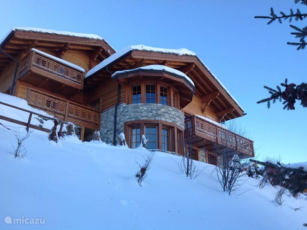 Vakantiehuis Zwitserland, Wallis, Haute-Nendaz - chalet Chalet Les Bonheurs