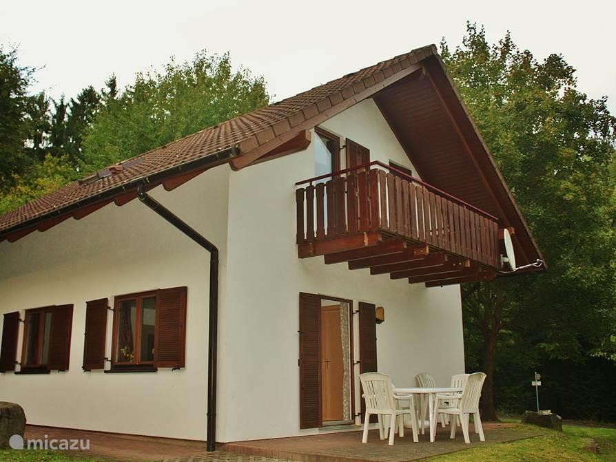 Vakantiehuis Duitsland, Hessen – vakantiehuis Waldsicht