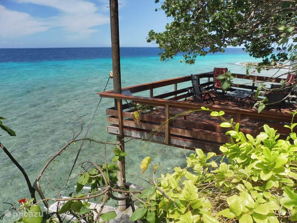 Vacation rental Curaçao, Curacao-Middle, Saliña villa Seaside villa Curacao