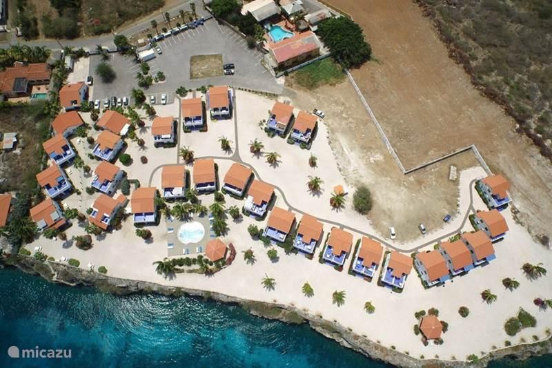 Vakantiehuis Curaçao, Banda Abou (west), Westpunt Appartement Marazul Dive Resort Ocean view AptG1