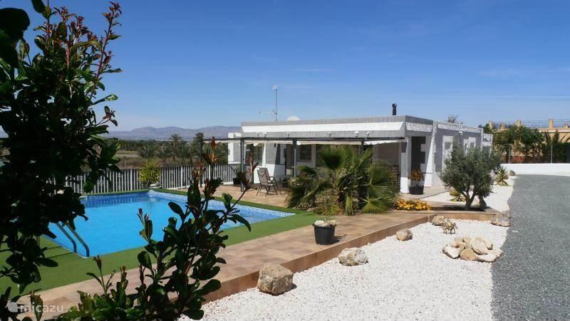 Vacation rental Spain, Costa Blanca, La Marina villa La Abundancia