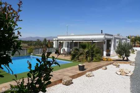 Vakantiehuis Spanje – finca La Abundancia