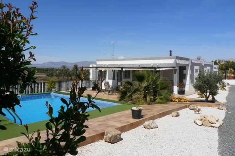 Vacation rental Spain, Costa Blanca, La Marina Finca La Abundancia
