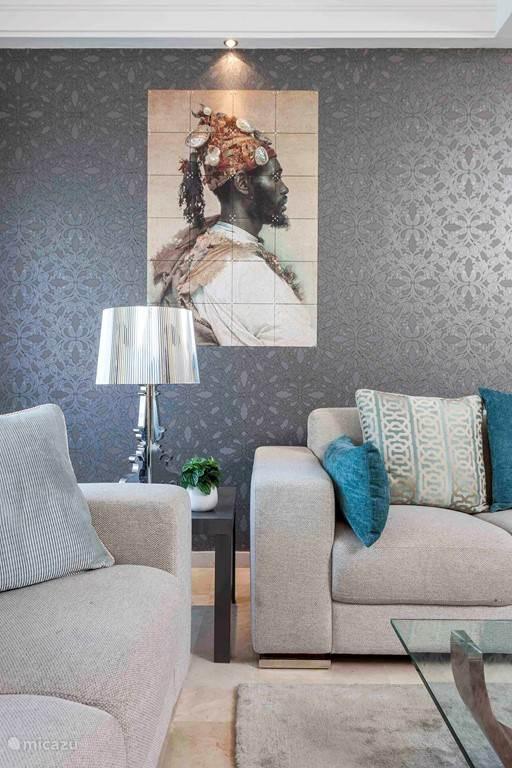 Vakantiehuis Marokko, Atlantische Kust, Casablanca - appartement Luxe appartement, Europese kwaliteit