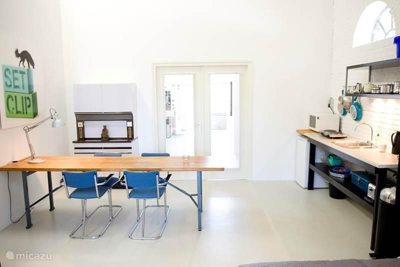 Vakantiehuis Nederland, Noord-Holland, Den Oever Studio Studio De Gest
