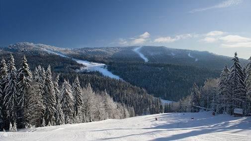 skigebied Hochficht