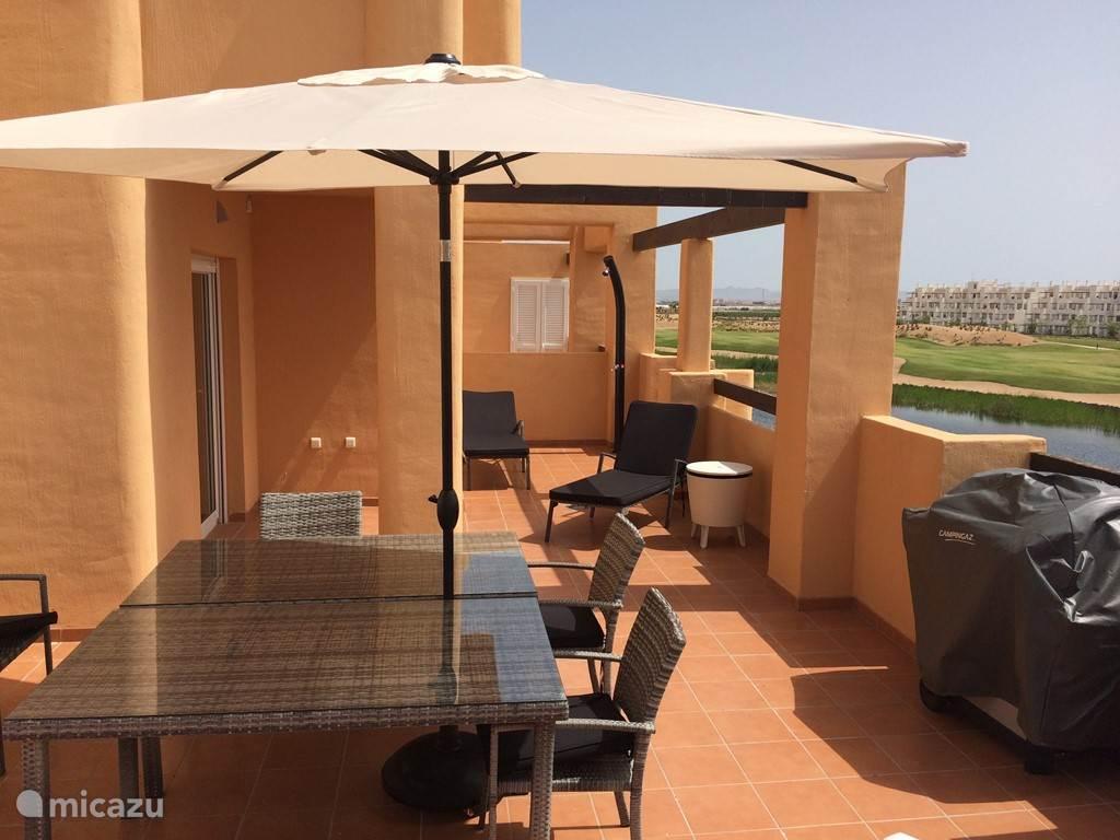 Vakantiehuis rust en ruimte in roldan, costa cálida, spanje huren ...