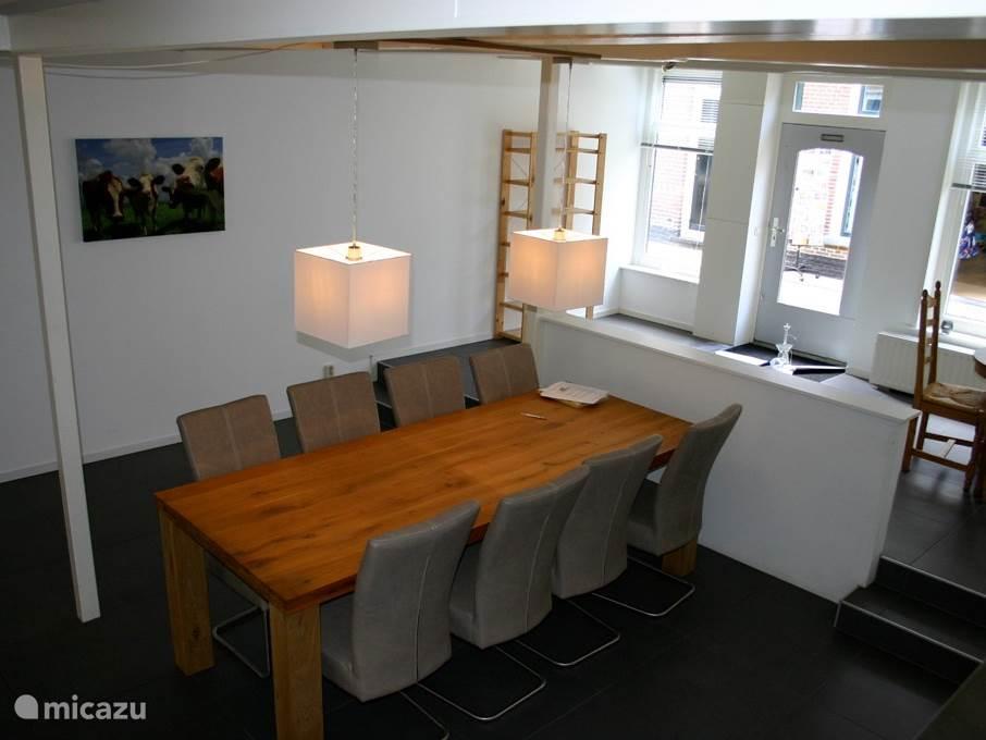 Vakantiehuis Nederland, Friesland, Woudsend Vakantiehuis De Oude Zeilmakerij