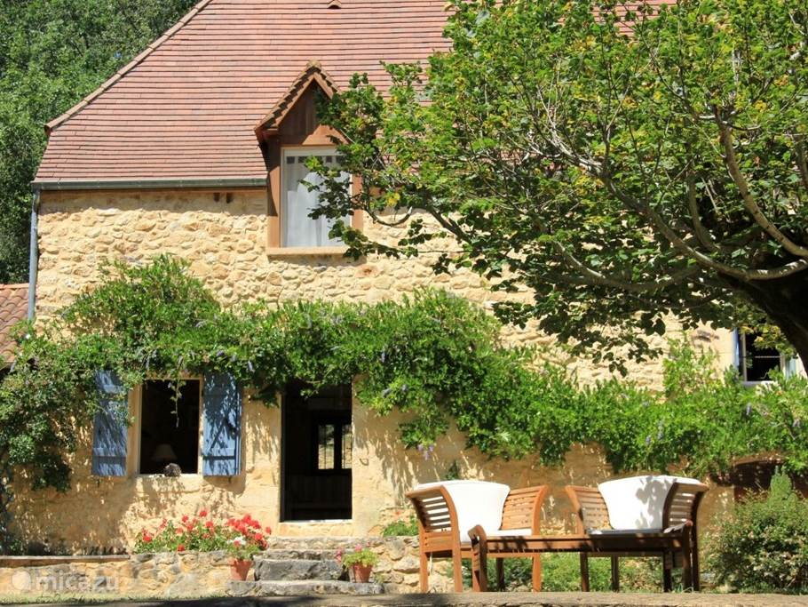 Vakantiehuis Frankrijk, Dordogne, Sarlat-La-Caneda Vakantiehuis Charme du Bois