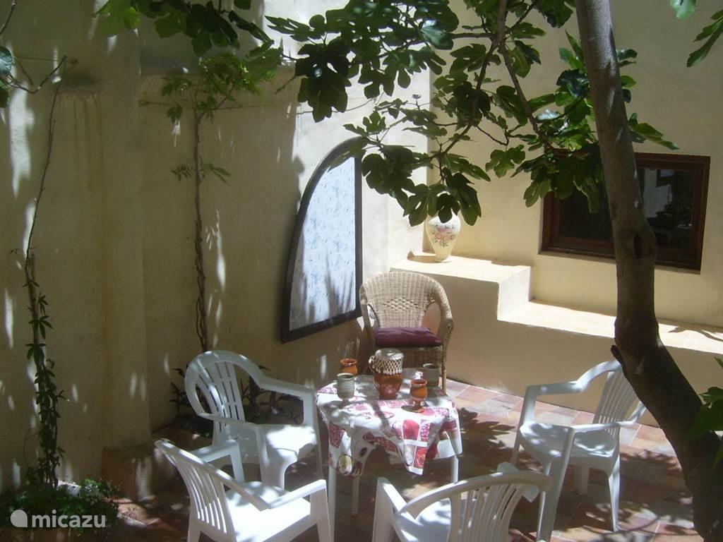 Vakantiehuis Spanje, Murcia, Moratalla stadswoning Casa Moratalla