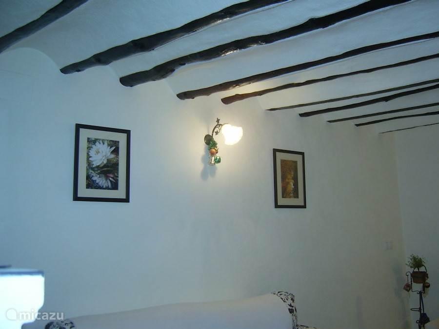 gerenoveerd in de traditionele Spaanse stijl