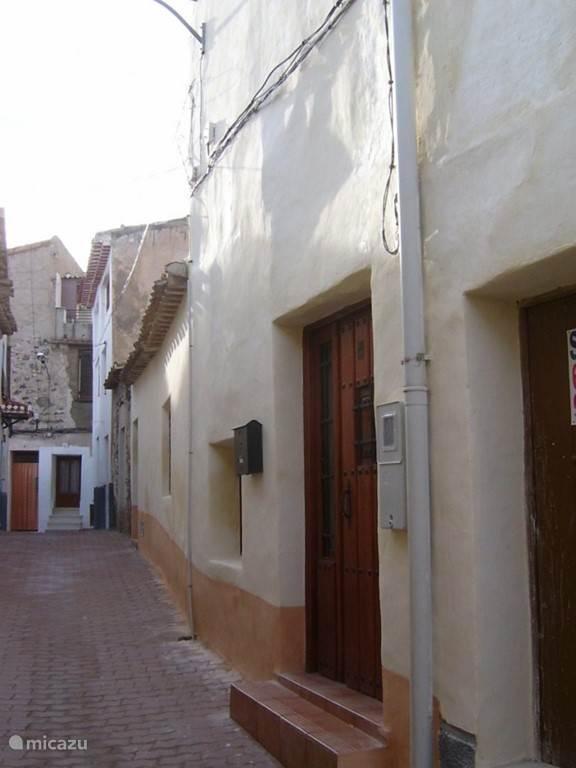 voorkant casa Moratalla