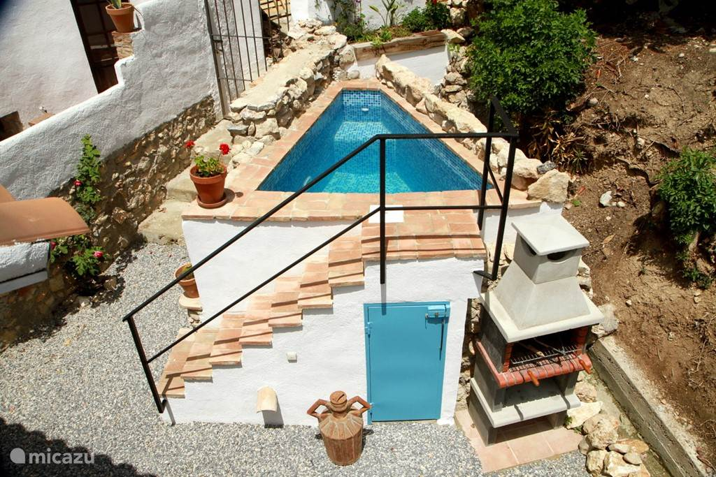 Vakantiehuis Spanje, Andalusië – chalet casa escondida