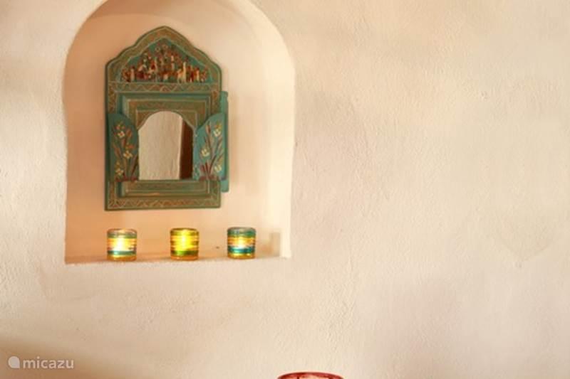 Vakantiehuis Spanje, Andalusië, Albuñuelas Vakantiehuis Casa Escondida