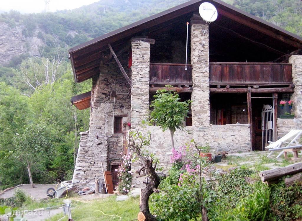 vooraanzicht Casa di Susa