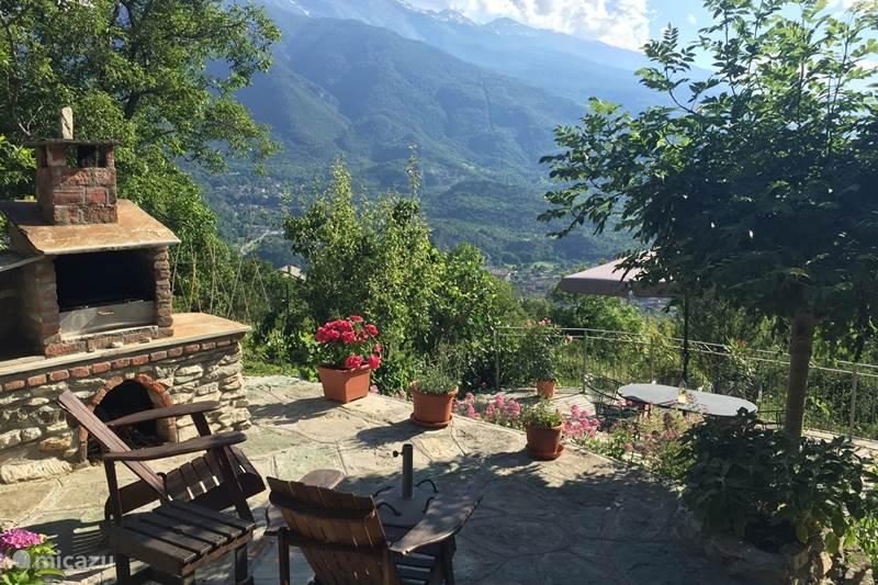 Ferienwohnung Italien, Piemont, Susa Gîte / Hütte Casa di Susa