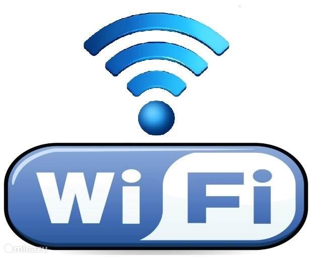 Gratis WiFi en een PC/laptop is aanwezig.