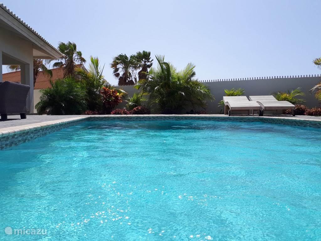 Vakantiehuis Curaçao, Banda Ariba (oost), Santa Catharina Villa Villa Curaçao met privé zwembad