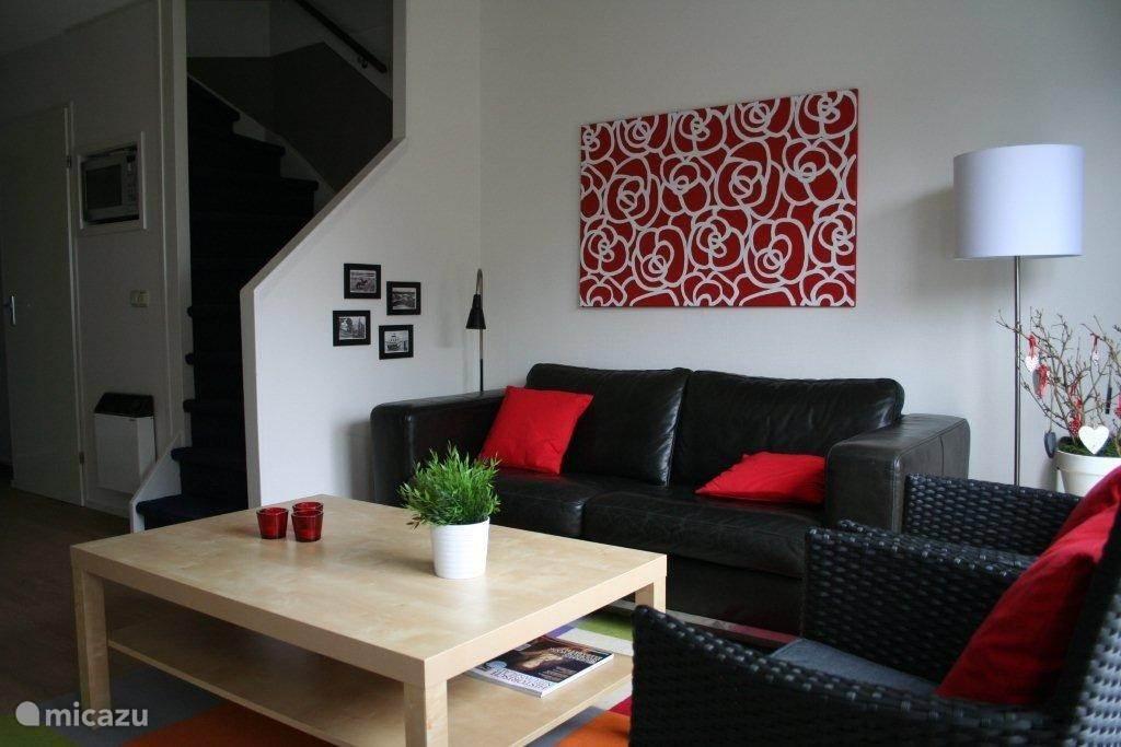 Vakantiehuis Nederland, Ameland, Hollum - appartement Appartement Kompas