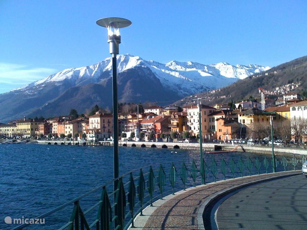 Vacation rental Italy, Lake Como, Gravedona Apartment Condominio Sole