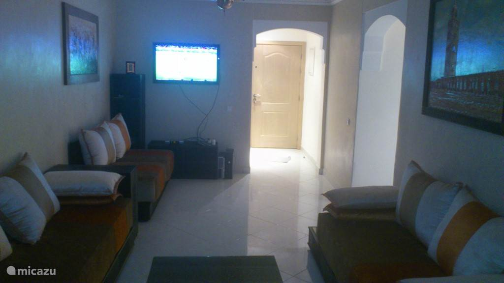 Vakantiehuis Marokko – appartement Residence El Manzil El Jadid