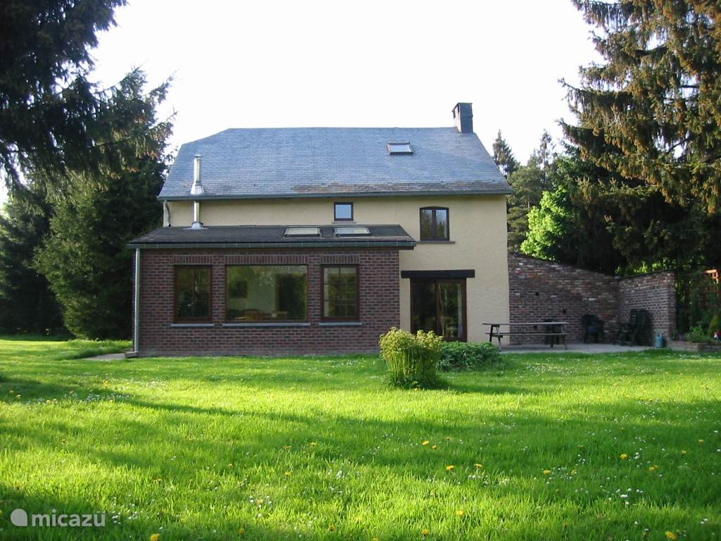Vacation rental Belgium, Ardennes, Gedinne holiday house Hoeve Vencimont