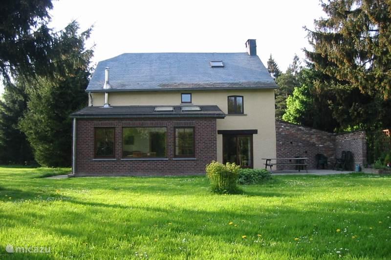 Vacation rental Belgium, Ardennes, Gedinne Holiday house Hoeve Vencimont