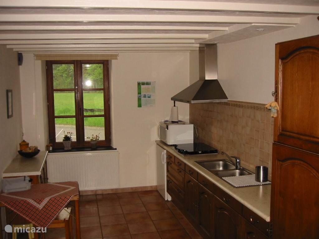 Ferienwohnung Belgien, Ardennen, Gedinne Ferienhaus Hoeve Vencimont