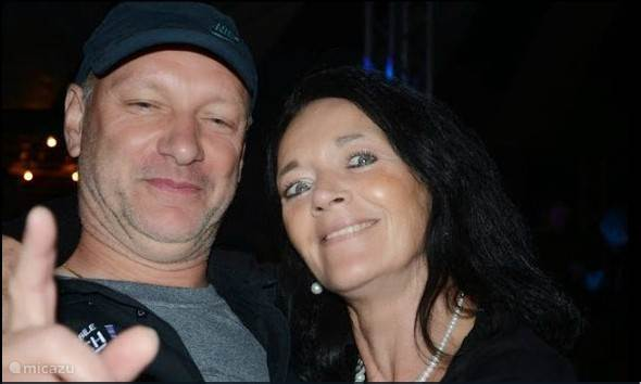 Diane en Marc De Laet - Verbeeck