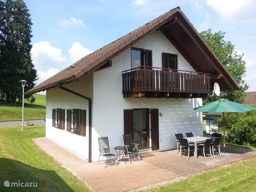 ferienhaus bonavita in kirchheim hessen deutschland. Black Bedroom Furniture Sets. Home Design Ideas