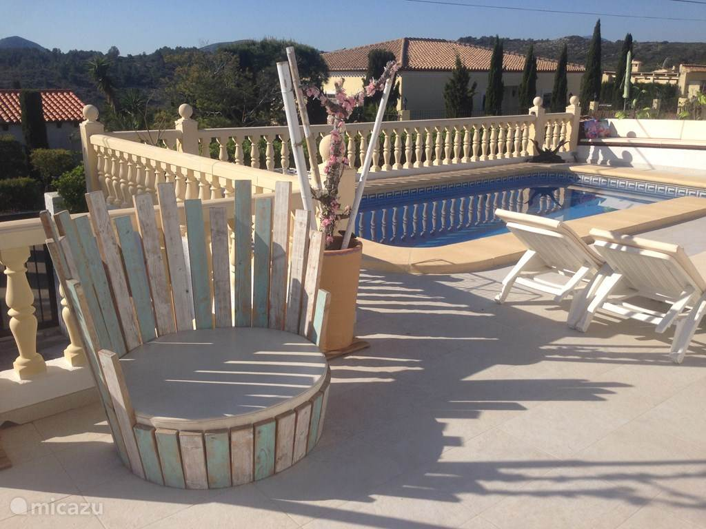 Vacation rental Spain, Costa Blanca, Dénia villa Villa Costa Blanca