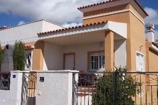 Vakantiehuis Spanje, Costa Blanca, Busot - vakantiehuis Casa Cox