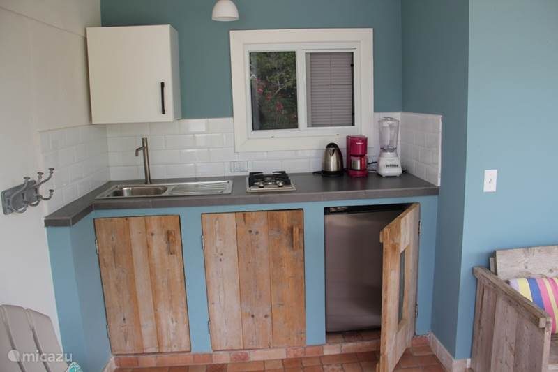 Ferienwohnung Aruba, Oranjestad, Oranjestad Studio Casita bei MangooZ Guesthouse
