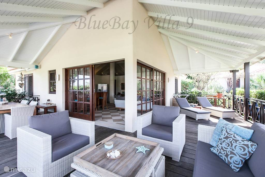 Vacation rental Curaçao, Curacao-Middle, Blue Bay - villa Blue Bay Village Villa 9