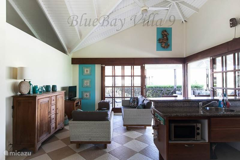 Ferienwohnung Curaçao, Curacao-Mitte, Blue Bay Villa Blue Bay Village Villa 9