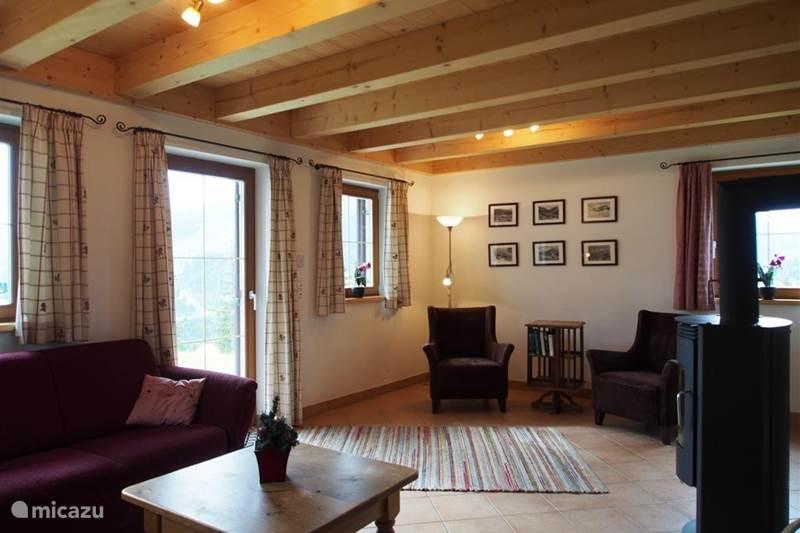 Vacation rental Austria, Salzburgerland, Krimml Chalet Gerlinde