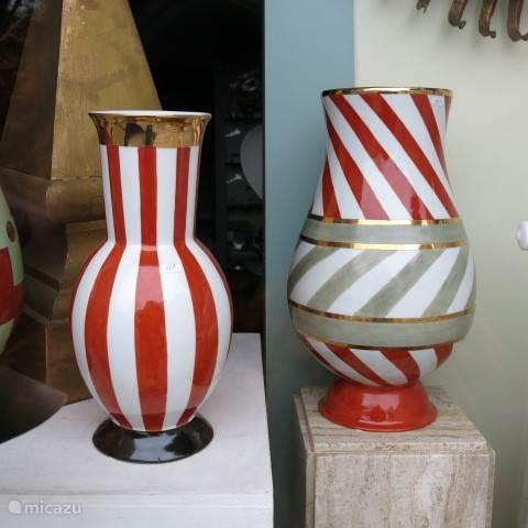 Limoges naast emaille heel erg bekend om de porcelein industrie. Van zeer uitgebreide kostbare serviezen tot een eenvoudig kommetje.