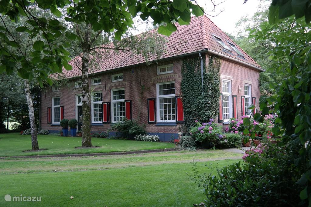 Vacation rental Netherlands, Gelderland, Ruurlo farmhouse The Wilghenhoeve