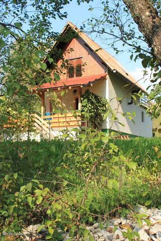 Vacation rental Croatia, Karlovac – holiday house Fratrovci