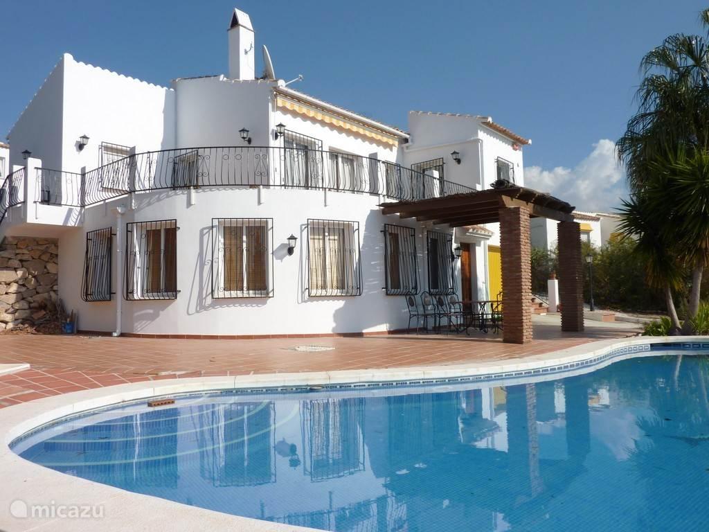 Vakantiehuis Spanje, Andalusië, La Viñuela Villa Casa del Suenos