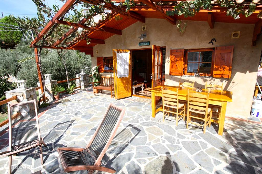Vacation rental Greece, Skiathos – cabin / lodge Bahari
