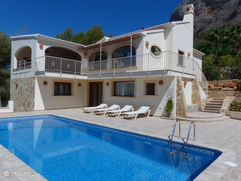 Vakantiehuis Spanje, Costa Blanca, Javea Villa Amanecer del Montgo