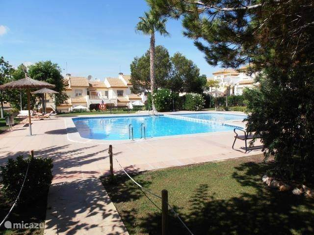Vakantiehuis Spanje, Costa Blanca, Villamartin - geschakelde woning Casa Laderas del sol