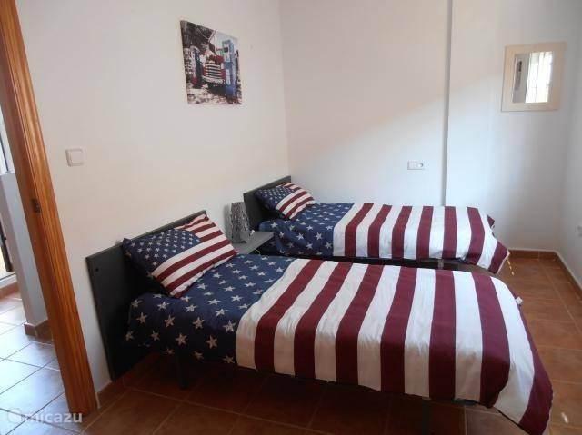 Slaapkamer op het eerste verdiep