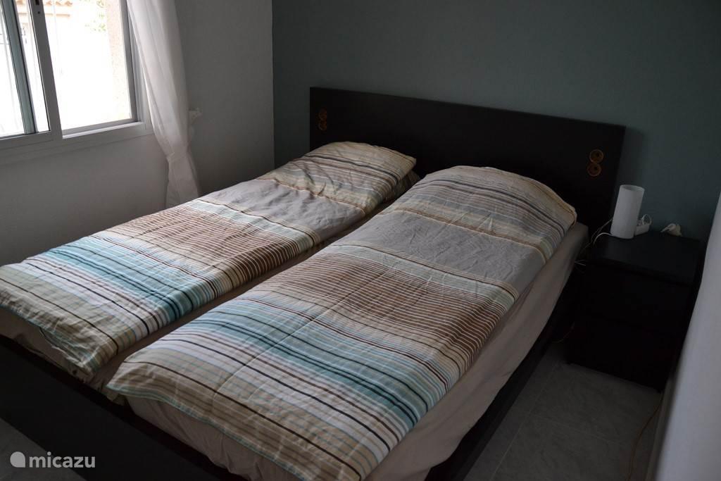Kleinere slaapkamer