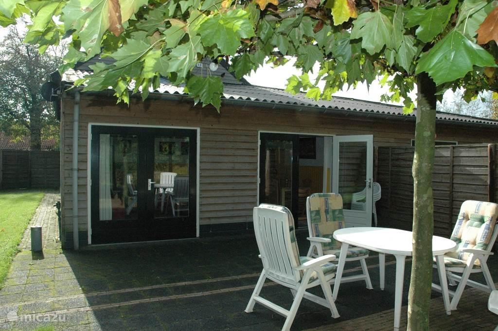 Klein Beek, vakantieboerderij met terras en grote tuin