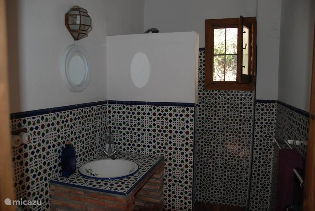 Badkamer Granada met douche