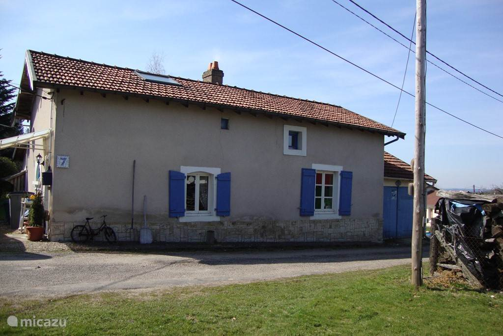 Vacation rental France, Vosges, Hennezel - holiday house Tiny et Christian