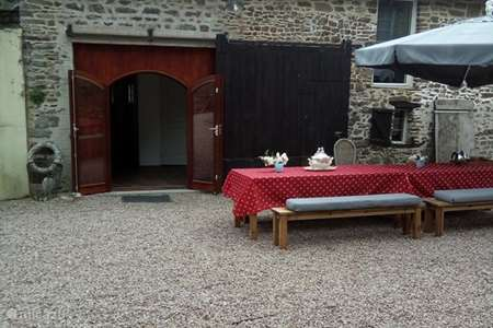 Vacation rental France, Orne, Ménil-Vin holiday house Gite Rouge, Menil Vin, Normandy