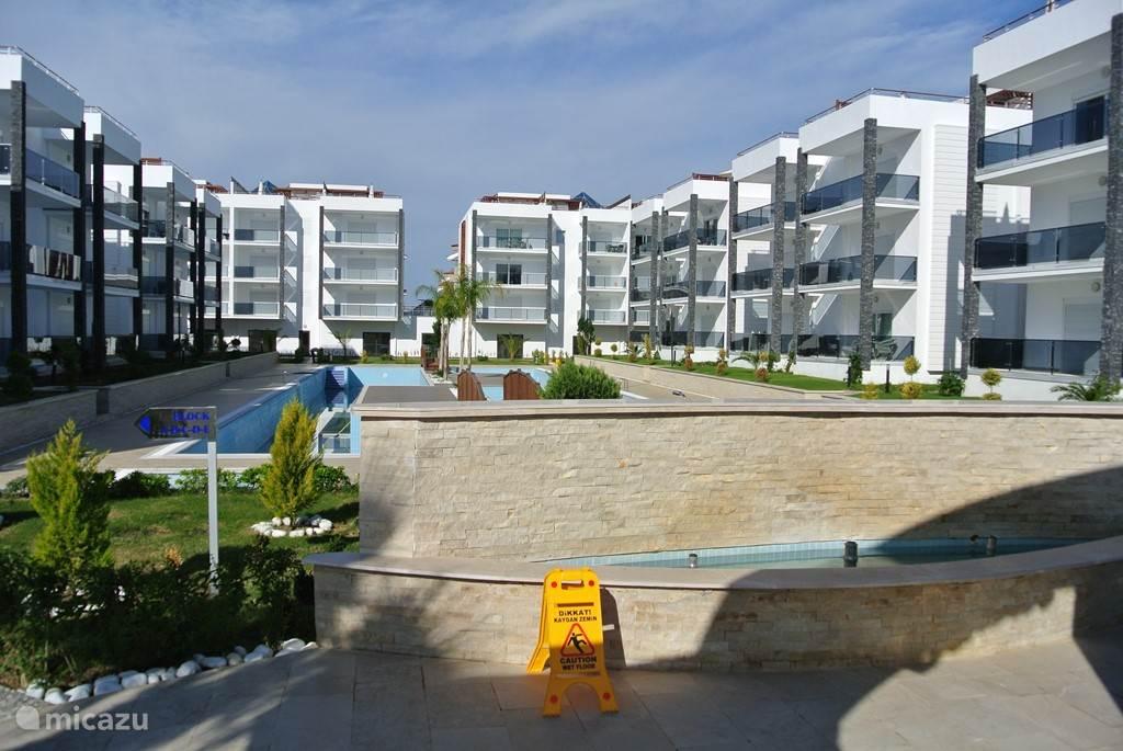 Vakantiehuis Turkije, Turkse Riviera – appartement Felicia